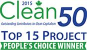 Clean50 Award